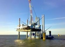 Robin Rigg Offshore Wind Farm – 60 Vestas 3 MW – 2008 -2009