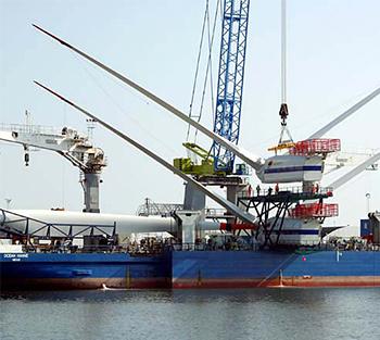 Horns Rev 1 – 80 Vestas 2 MW – 2002
